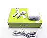 Бездротові сенсорні Bluetooth навушники i18 5.0 Airpods, фото 4