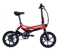 Электровелосипед HAMMER EB-7 RED