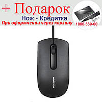 Мышь Morzzor USB проводная  Черный, фото 1