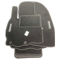 Коврики в салон ворсовые для Митсубиси / Mitsubishi Colt МКПП (5дв) НВ (2004)