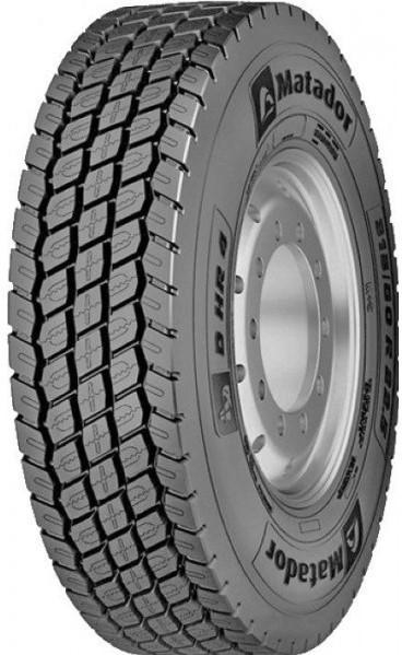 Грузовая шина Matador D HR 4 215/75R17.5 126/124M  3PMSF (ведущая)