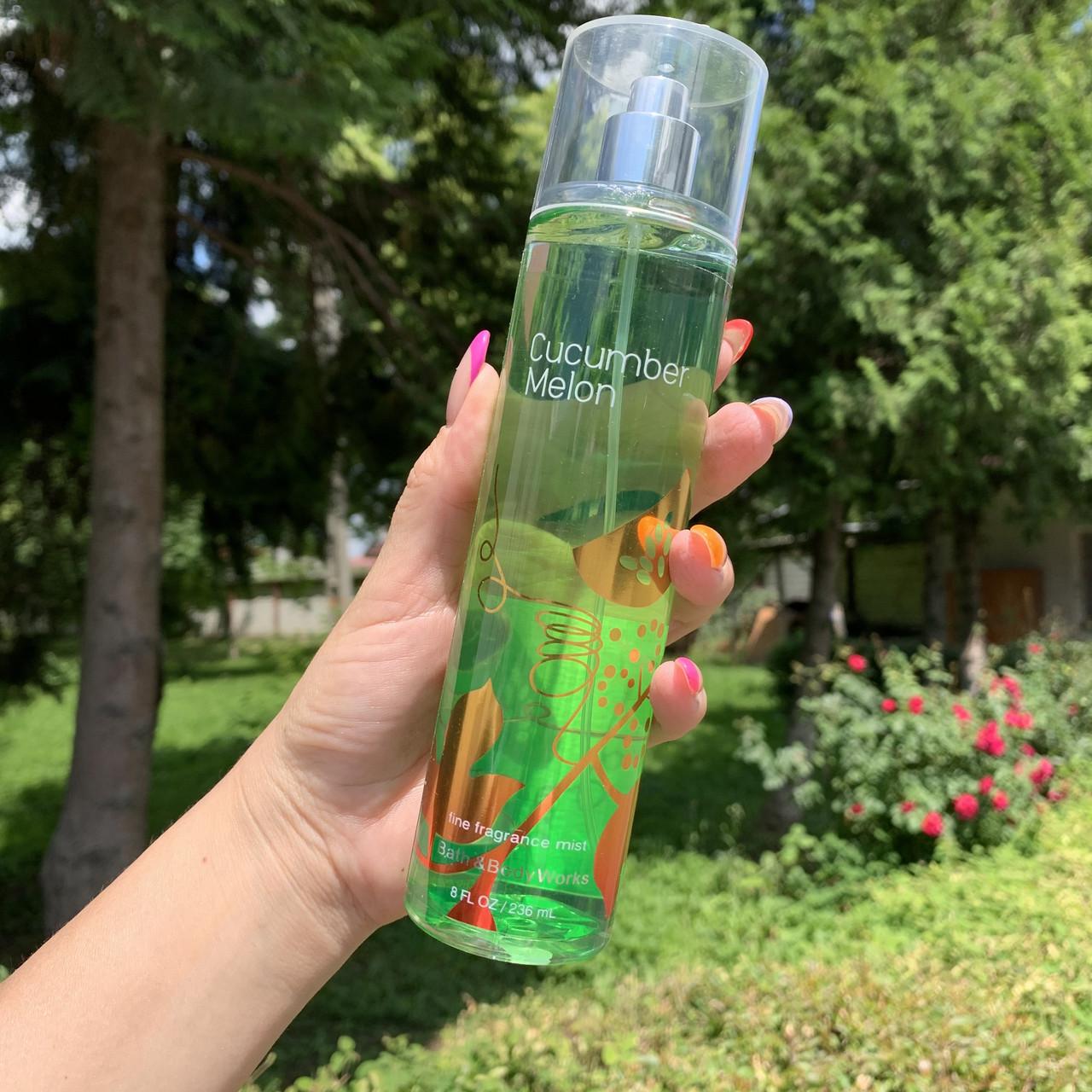 Парфумований спрей для тіла (жіночий) Cucumber Melon  236 ml LK-11