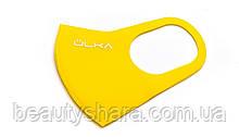 Багаторазова захисна маска ÜLKA жовта