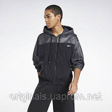 Куртка женская Reebok Shiny Woven W GI8003 2021