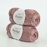 Пряжа DROPS Muskat (колір 09 nutmeg), фото 2
