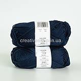Пряжа DROPS Muskat (колір 15 royal blue), фото 3