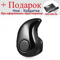 Bluetooth мини гарнитура для iPhone 7  Черный, фото 1