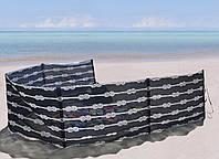 Параван Emmer, 6 секций защитный пляжный экран