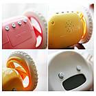Тікає будильник на коліщатках тікають годинник Будильник Clocky Run ОПТ різні кольори, фото 3