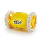 Тікає будильник на коліщатках тікають годинник Будильник Clocky Run ОПТ різні кольори, фото 4