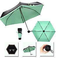 Карманный зонт Pocket Umbrella, Мятный