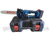 Аккумуляторная цепная пила Bosch UniversalChain 2 АКБ (36v 6.0 Ah) в кейсе