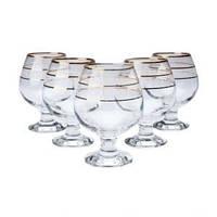Набор бокалов для бренди 390 мл 6 шт Gurallar Art Craft