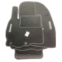 Килимки в салон ворсові AVTM для Mitsubishi Pajero Wagon/ Мітсубісі  Pajero Wagon(2013)