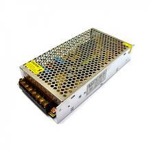 Блок питания 12V 10A 120W, металлический стабилизированный импульсный адаптер MHZ S-120-12