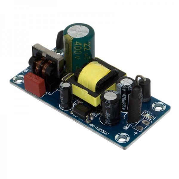 Імпульсний джерело живлення (блок живлення) 5V 2A 10W, WX-DC1205