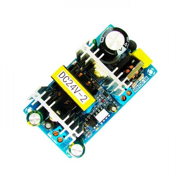 Імпульсний джерело живлення (блок живлення) 24V 2A 48W, WX-DC2405