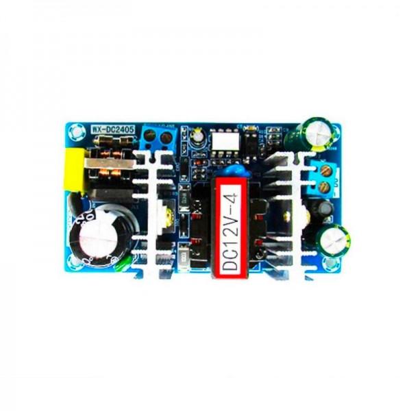 Блок питания 12V 4A 48W, импульсный источник питания WX-DC2405