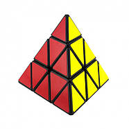 Треугольный Кубик Рубика логика YJ8331 с наклейками, фото 2