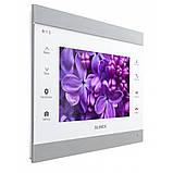 Відеодомофон Slinex SL-07 IP (silver+white), фото 7