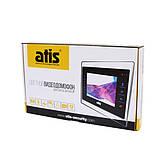 Домофон с камерой ATIS AD-720HD. Видеодомофон в квартиру без трубки, фото 2