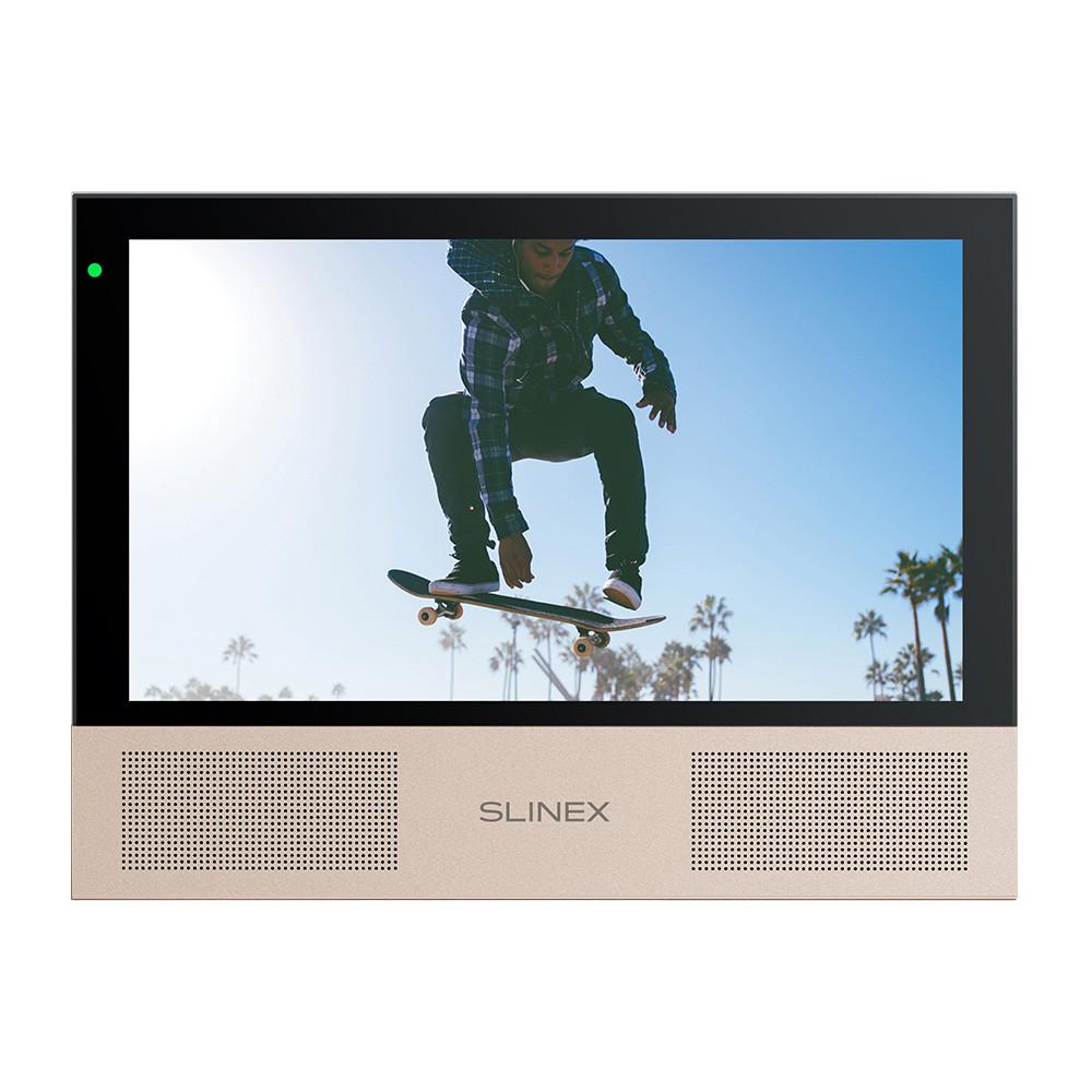 Відеодомофон Slinex Sonik 7 black