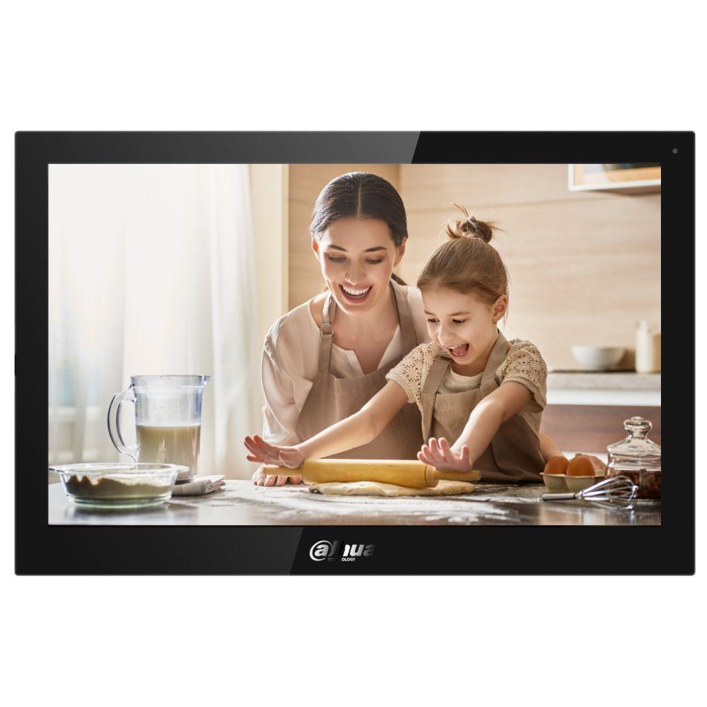 "IP-відеодомофон з Wi-Fi 10"" Dahua DHI-VTH5341G-W"