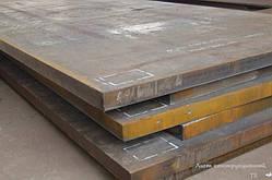 Лист гарячекатаний сталевий ст3, 100 мм 2000х6000
