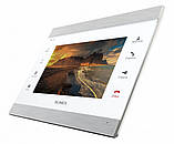 "IP-відеодомофон з Wi-Fi 7"" Slinex SL-07IPHD (silver+white), фото 3"