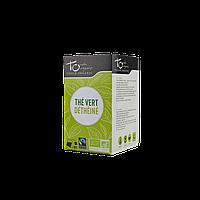 Чай зеленый без кофеина неферментированый в пакетиках Touch Organic,30 г (24*1.5г)