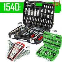 Набор инструмента за 1540 грн (Набор 108 ед.Profline +Набор Интертул 46 ед +Набор ключей 12 ед)