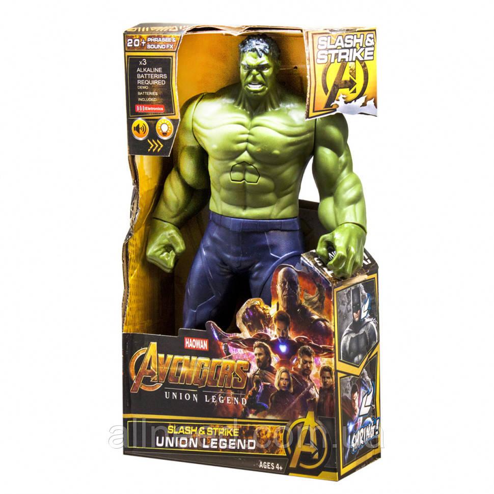 Фигурка супергероя Марвел GO-818, 5 видов (Hulk)