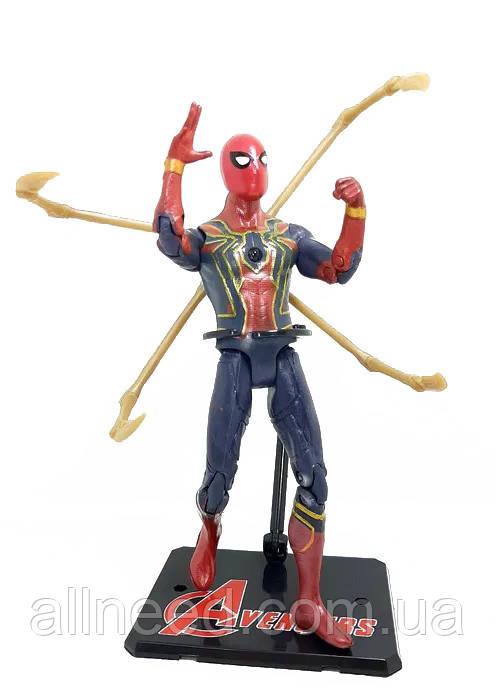 Колекційні фігурки Марвел 8469, 7 видів (Spider-Man)