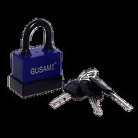 """Замок навісний 55 мм """"Gusami"""", блістер"""
