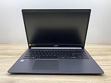 Ноутбук Б/В Acer Aspire 5 A515-54 15.6 FHD/ i5-8265U 4(8)x 3.90 GHz/ RAM 8Gb/ SSD 240Gb/ АКБ 35Wh/ Упоряд. 8.5