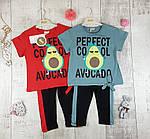 Дитячі літні костюми дівчаток №21387