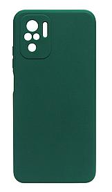 Силікон Xiaomi Redmi Note10 dark green Silicone Case