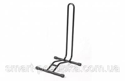 Стійка для велосипеда (підставка під колесо) KL-BS04 (чорний)