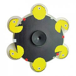 Спиннер с анимацией Pac-Man Игрушка-антистресс SP-AN-03
