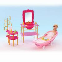 Игрушечная ванная комната для куклы 2913