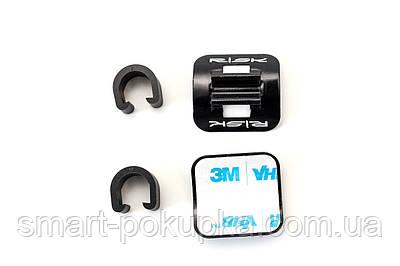 Бонка накладна самоклеюча RISK з пластикової кліпсою (упак. 10 шт)