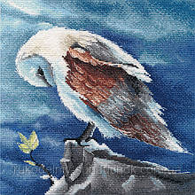 """Набор для вышивки крестом ТМ Овен """"Сова"""" 1410"""