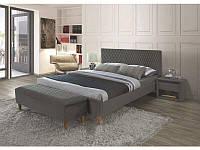Кровать AZURRO Velvet Signal