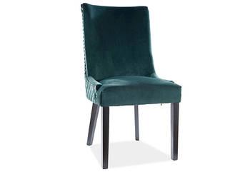 Кресло LEON Velvet Signal Зелёный