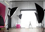 2.5/2.75 G*4м Фотофон білий вініловий для потолочно-настінних кріплень Super Matt VINIL BD-PRO White, фото 6