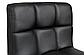 Стул-кресло для мастера ARM MASTER  барное на колёсах   Черное ПОЛЬША, фото 4