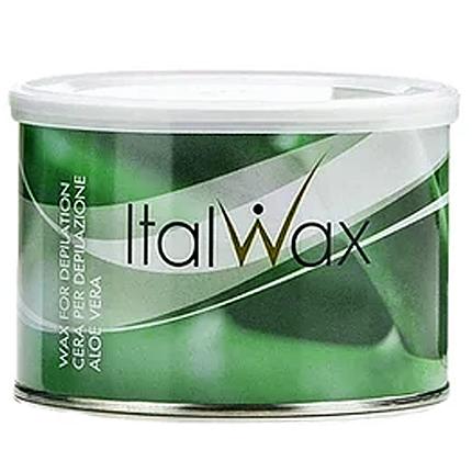 Воск баночный Ital Wax, 400 мл Aloe Vera, фото 2