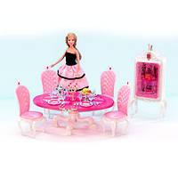 """Мебель для куклы """"Столовая"""" Gloria 1212"""