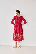 """Жіноче плаття з вишивкою """"Юлія"""", фото 2"""
