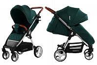 Коляска прогулянкова CARRELLO Milano CRL-5501 Aqua Green +дощовикL CARRELLO